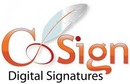 CoSign® digital signatures