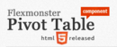 Flexmonster Pivot Table & Charts Component